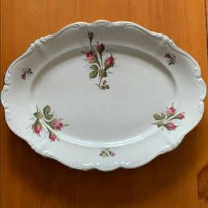 Rosenthal Pompadaur Oval Meat Platter